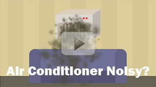 Air Conditioner Noise Video