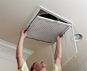 Ducted Air Conditioning Filter